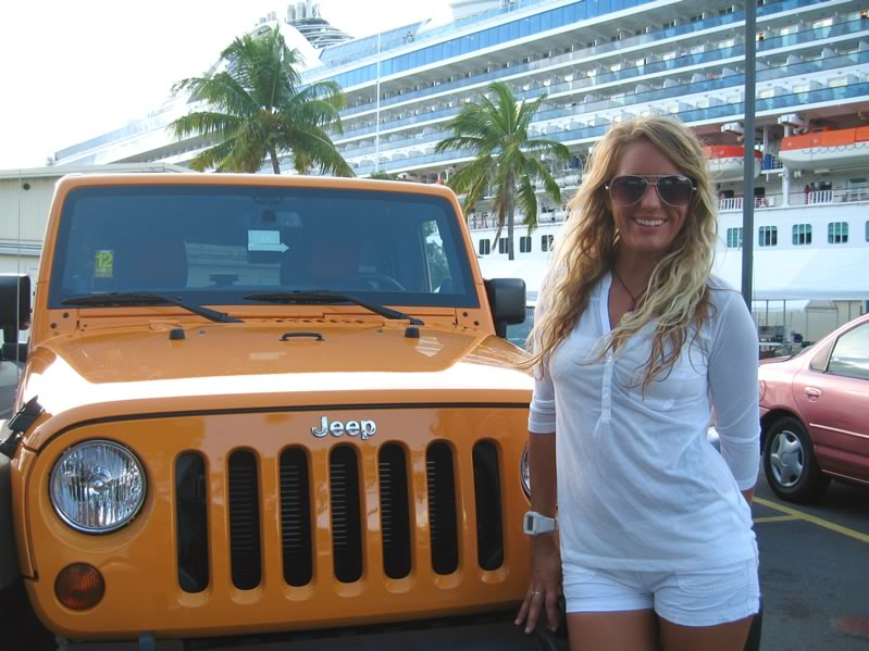 Jeeps VI Jeep Rentals in Saint Thomas
